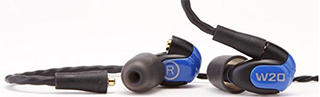 westone w20 earphone product image